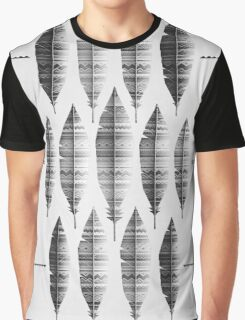 NATIVE BLING (MONOCHROME) Graphic T-Shirt