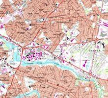 USGS TOPO Map New Jersey NJ Camden 254241 1967 24000 Sticker