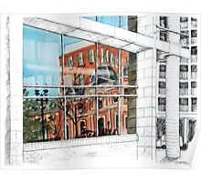 Reflected Architecture Poster