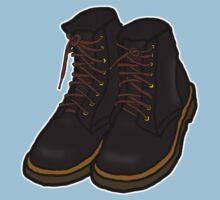 Boots [Big] Baby Tee
