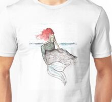 Mermaid - color version Unisex T-Shirt