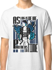 Partners in time - Chloe Price Classic T-Shirt