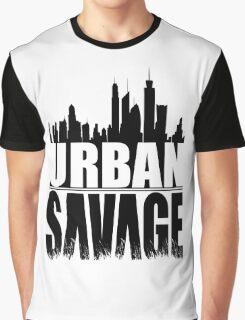 Urban Savage Graphic T-Shirt