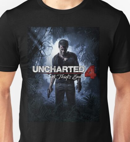Uncharted 4 - A Thief's End Unisex T-Shirt