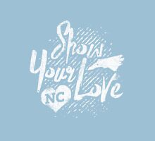 Show Your Love North Carolina, white design  Classic T-Shirt