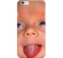 tea party absorbant chemichal raindrops iPhone Case/Skin