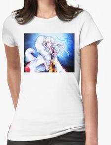 Sesshomaru Womens Fitted T-Shirt