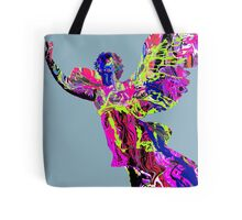 Graffiti angel  Tote Bag