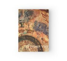 El Primer Viaje Hardcover Journal