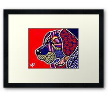 The Peace Keeper Framed Print
