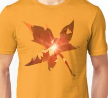 Fall Season Autumn Leaves  Unisex T-Shirt
