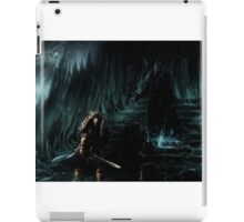 Concept art iPad Case/Skin