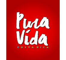 Pura Vida Costa Rica 2 Photographic Print