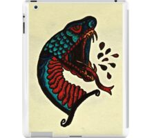 Traditional Snake iPad Case/Skin