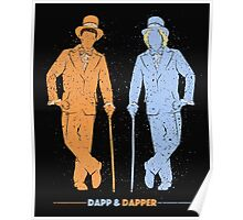 Dap and Dapper Dumb and Dumber Movie Quote Poster