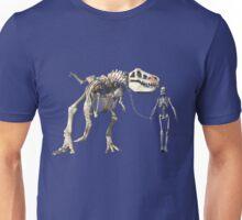Walking the pet Unisex T-Shirt