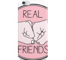 real friends iPhone Case/Skin