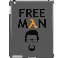 Gordon Freeman (Gold Lambda) iPad Case/Skin