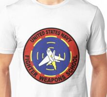 US Navy Top Gun Logo Unisex T-Shirt