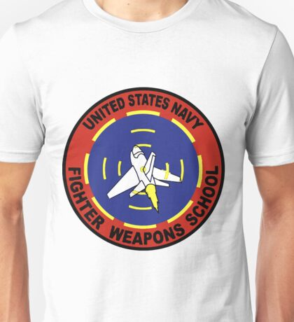 US Navy Top Gun Logo Unisex T-Shirt