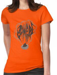 Bonfire type - Childish Gambino Womens Fitted T-Shirt