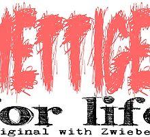 Mettigel for Life by DarkMina