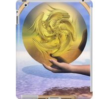The Ace of Coins iPad Case/Skin
