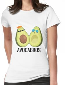Avocabros Womens Fitted T-Shirt