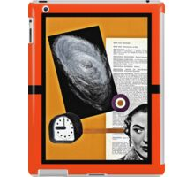 It's Irrational O Clock iPad Case/Skin