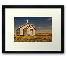 My Kind Of Place Framed Print