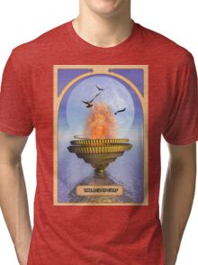 The Ace of Cups Tri-blend T-Shirt