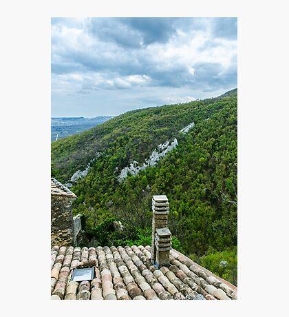 Pretoro - Italians Landscapes Photographic Print