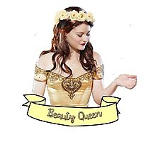 Belle French - Beauty Queen Photographic Print