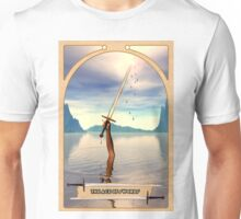 The Ace of Swords Unisex T-Shirt