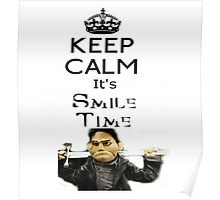 Buffy Angel Smile Time Poster