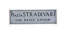 Street sign for The Violinist by CiaoBella