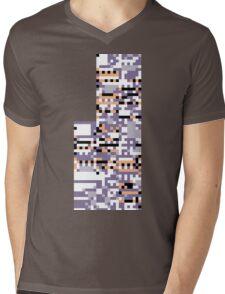 Missingno Mens V-Neck T-Shirt
