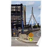 Urban Crossroads Poster