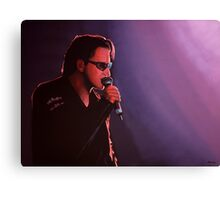 Bono Painting Canvas Print