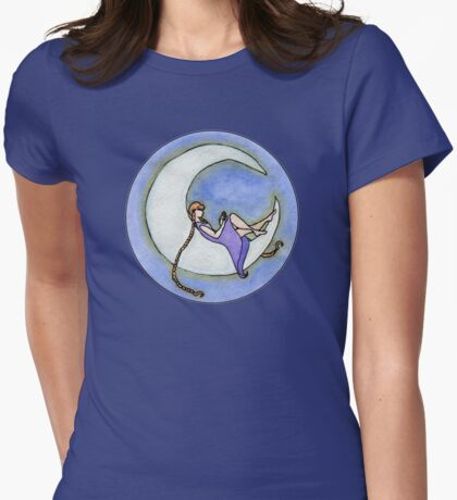 Storytime Womens Fitted T-Shirt