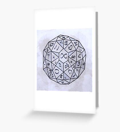Dungeons dungeons Greeting Card