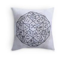 Dungeons dungeons Throw Pillow