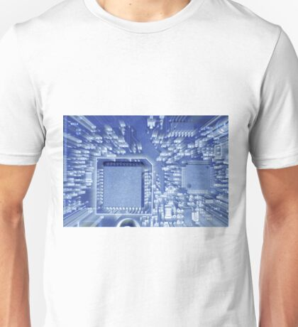 interface adapter Unisex T-Shirt