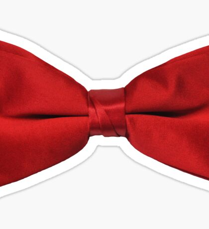 Doctor Who Bow-Tie Sticker
