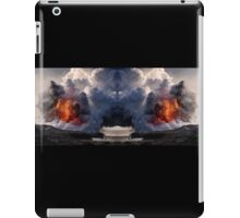 Kilauea Volcano at Kalapana 8 iPad Case/Skin