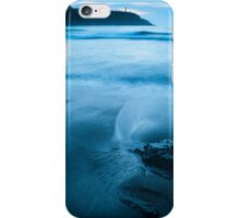 Playa de Navia iPhone Case/Skin