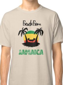 Jamaican Beach Bum Classic T-Shirt