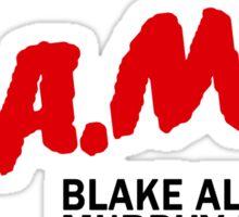 B.A.M.F Sticker