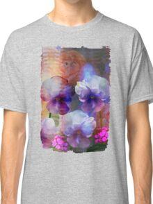 Paint me a garden Classic T-Shirt