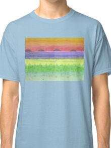 Four times Sunset  Classic T-Shirt